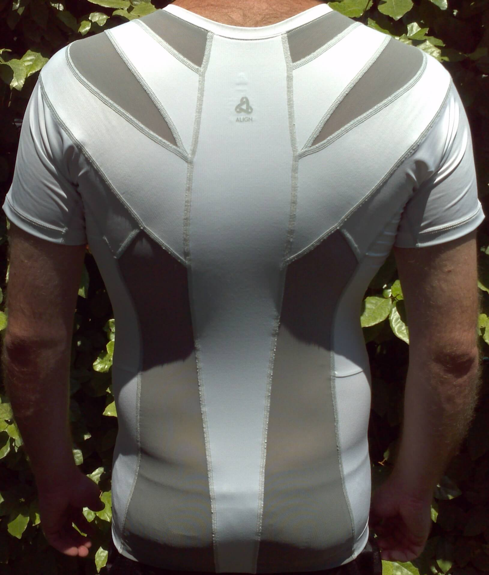 Product Review Of The Alignmed Posture Shirt 2 0