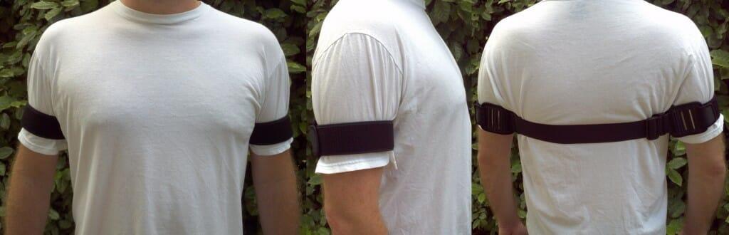 PostureNow Front side Back